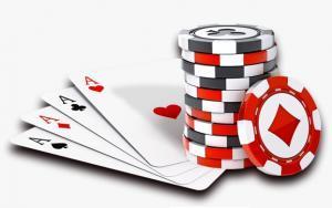 jetons cartes jeux casino